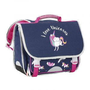 cartable licorne cp - cartable licorne bleu